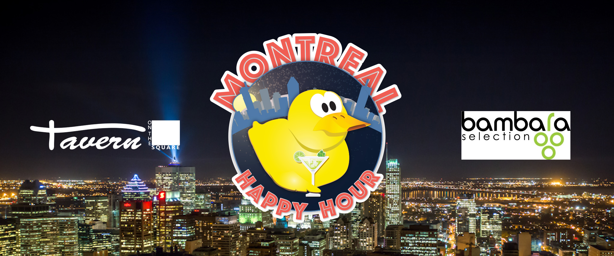 Montreal Happy Hour Event